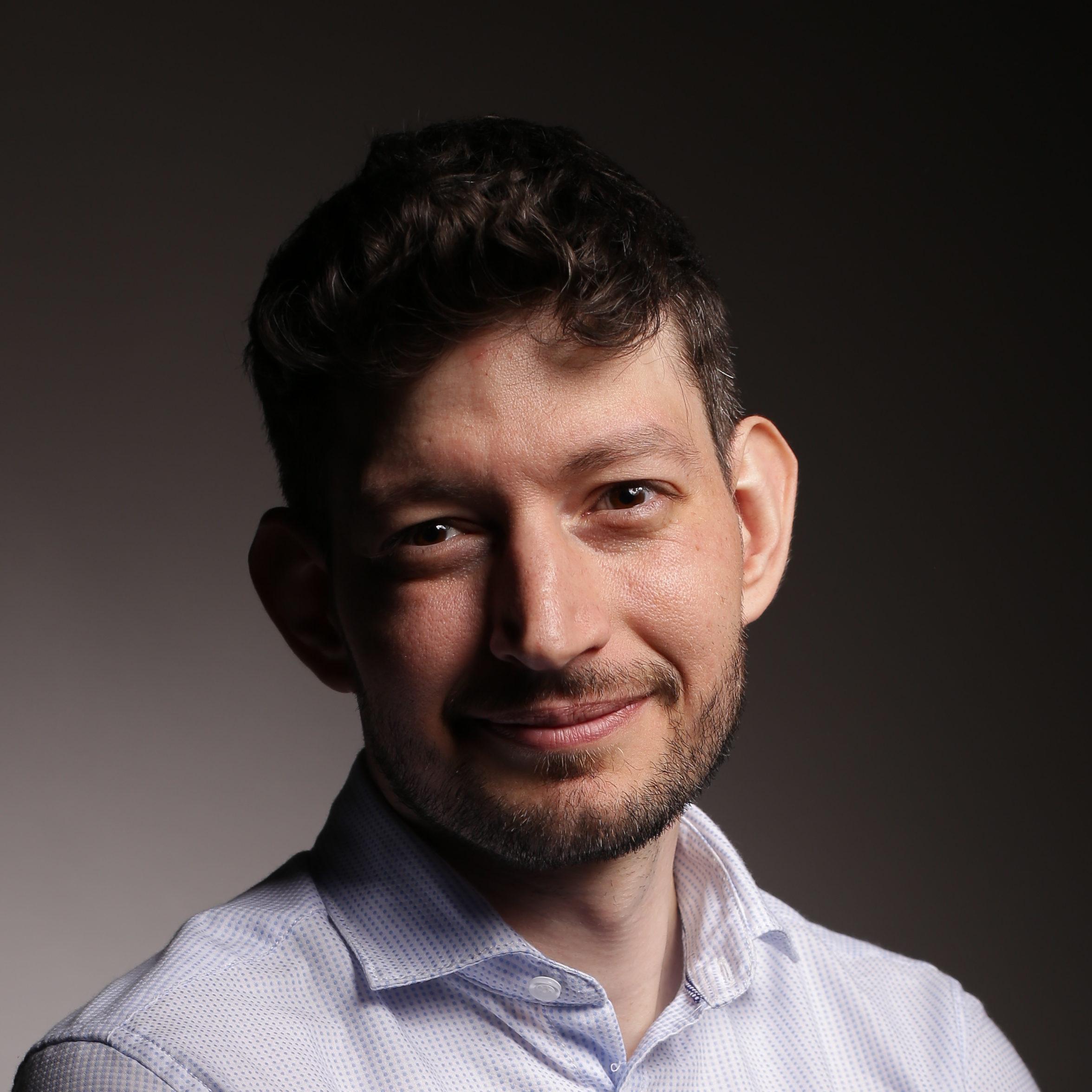 Szalai Feri fizikus technológus AI szakember